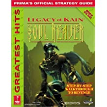Legacy of Kain: Soul Reaver: Prima's Official Strategy Guide by Mel Odom (1999-09-08)