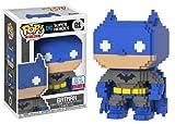Pop! 8-Bit: DC Super Heroes - Batman (NYCC 2017 Convention Exclusive) # 01