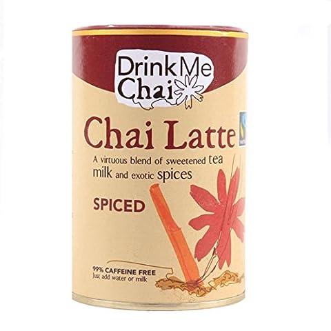 Drink Me Chai | Fairtrade Spiced Chai | 2 x 6 x 250g