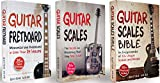 Best Guitar Instruction Books - Guitar Scales: 3 in 1: A Step Review