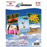 LabelHeaven LH-46230-32 fotopapier, 180 g/m², 100 vellen