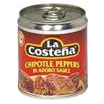 La Costena Chili Chipotle , 8er Pack...