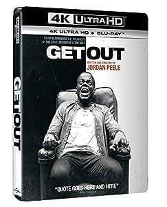 Scappa - Get Out (Blu-Ray 4K UltraHD + Blu-Ray)