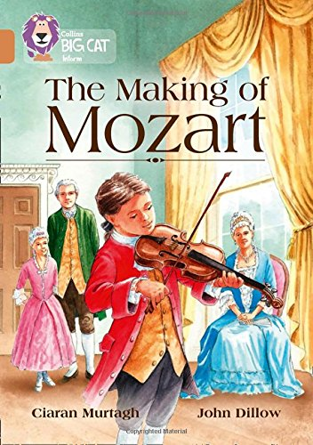 The Making of Mozart: Band 12/Copper (Collins Big Cat)