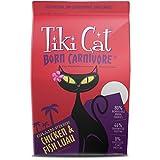 Born Carnivore Tiki Cat Chicken Fish Luau Grain Free High Protein Low Carb Diet Cat Food