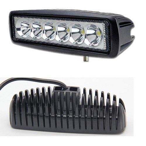 VINGO® LED Scheinwerfer ATV SUV led bar offroad Arbeitsleuchte 10-30 V DC Multi-Voltage-Technologie (2X)