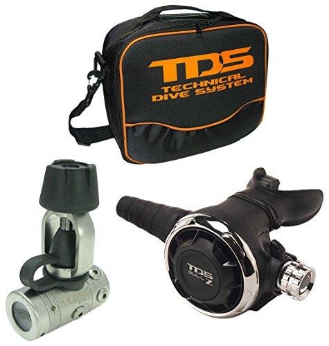 TDS Gull Z INT Dimmer, schwarz, Einheitsgröße (Geschützturm)