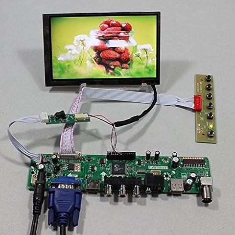 Vsdisplay®, HDMI, VGA, USB, AV-TV lcd Controller Board VST29,03B 14,22
