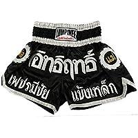 Lumpinee Trunks de Muay Thai Kick Boxing pantalones cortos tamaño XXL