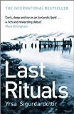Last Rituals: Thora Gudmundsdottir Book 1