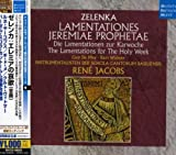 Zelenka:Lamentations Jeremiae