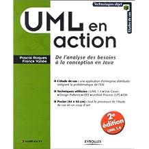 UML en action, 2e édition : De l'analyse des besoins à la conception en Java