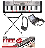 Best Casio Music Stands - Casio LK130 Keyboard Pack With Light Up Keys Review