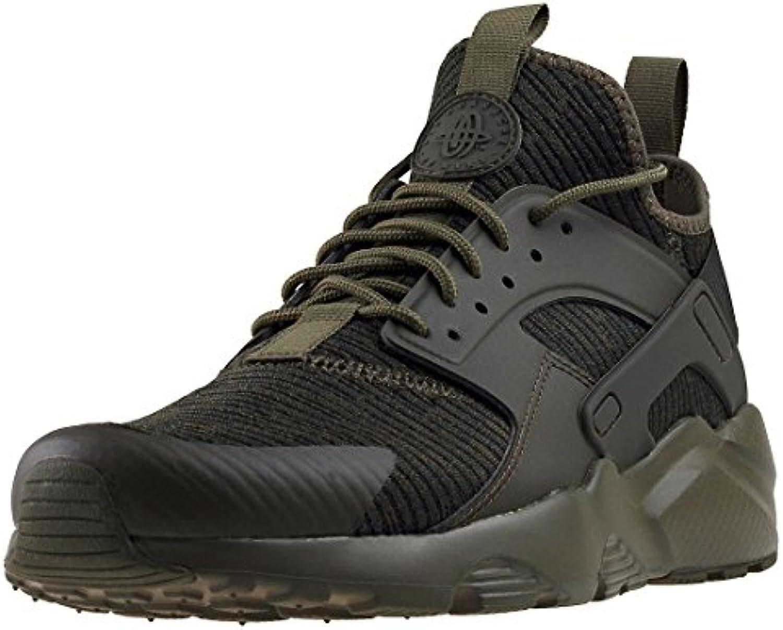 Nike Zapatillas Huarache Run Ultra Khaki  Zapatos de moda en línea Obtenga el mejor descuento de venta caliente-Descuento más grande