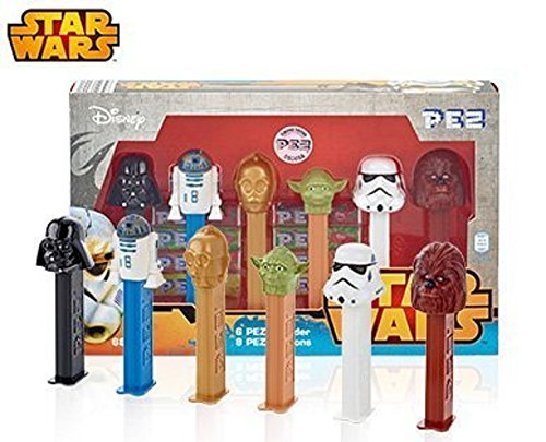 star-wars-pez-spender-special-edition-6-figuren-limitiert-ovp