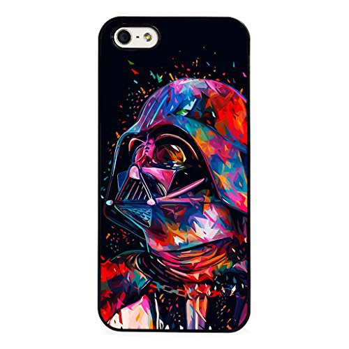 Star Wars Movie film Stormtrooper Vader Empire Force Yoda Phone Case Cover with Screen Protector & Cloth For iPhone 6 & 6S (4.7 inch) - in WHITE (Shirt Gap Logo)