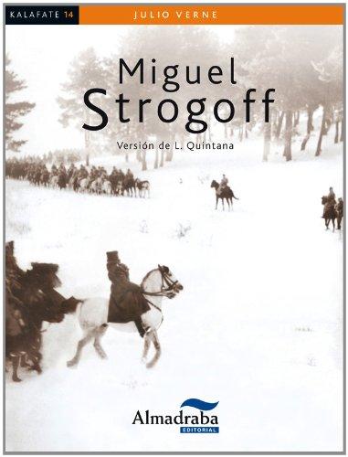 Resultado de imagen de miguel strogoff editorial almadraba