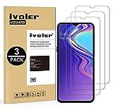 iVoler [Pack de 2] Verre Trempé pour Alcatel Pixi 4 5.0 3G, Film Protection en Verre trempé écran Protecteur vitre