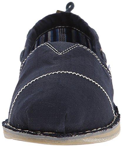 Skechers Bobs From Womens Chill Slip-On Flat Bleu - bleu marine