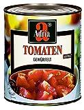 Adria - Tomaten gewürfelt geschält - 2,2kg/3kg