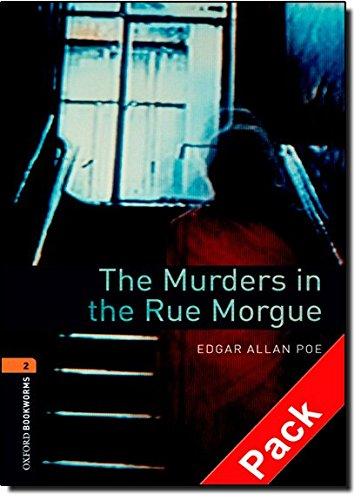 Oxford Bookworms Library: Level 2:: The Murders in the Rue Morgue audio CD pack: 700 Headwords (Oxford Bookworms ELT) por Edgar Allan Poe