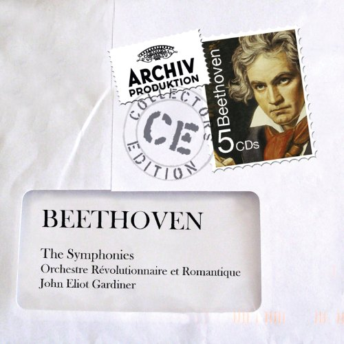 Symphony No.9 In D Minor, Op.125 - ''Choral'' - 4. Presto - ''O Freunde Nicht Diese Töne''