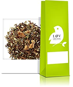 Løv Organic - Rooibos Vert Ananas-Menthe - Recharge 100 g