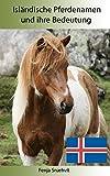 Isländische Pferdenamen und ihre Bedeutung