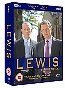 Lewis - Series Three [DVD] [2009]
