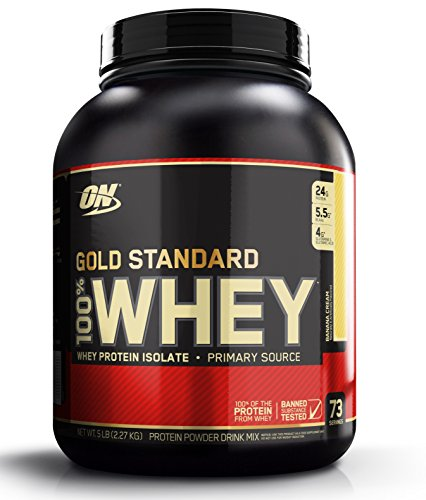 Optimum Nutrition Gold Standard 100% Whey Protein Powder - 908 g, Double Rich Chocolate Test