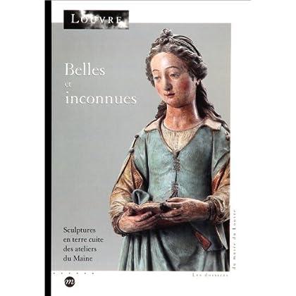 Belles et inconnues : Sculptures en terre cuite des ateliers du Maine XVIe-XVIIe siècles
