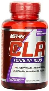 MET-Rx CLA Tonalin 1000 - 90 Softgels