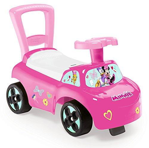 Smoby 720516–Minnie Auto rutscher véhicule