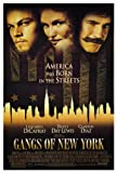 Gangs of New York Poster Movie 27 x 40 In - 69cm x 102cm Leonardo DiCaprio Daniel Day-Lewis Cameron Diaz Jim Broadbent John C. Reilly