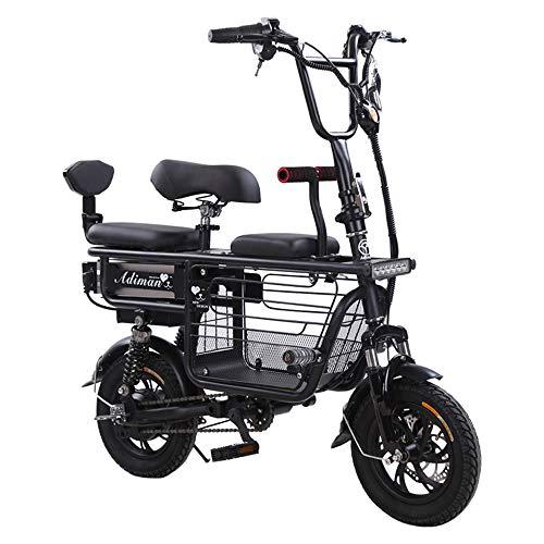 Wheel-hy Bicicleta eléctrica Plegable