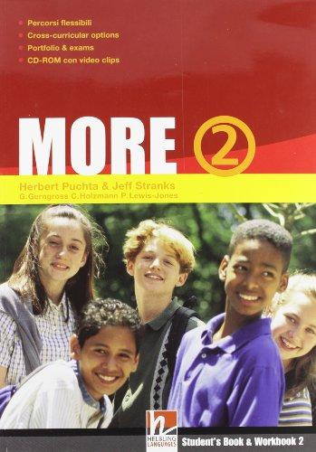 More. Student's pack. Per la Scuola media. Con CD Audio. Con espansione online: 2