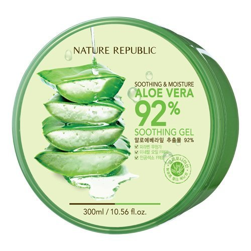 Nature Republic Soothing & Moisture ALOE VERA 92% GEL 300ml