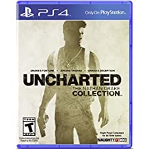 Sony Uncharted: The Nathan Drake Collection Standard Edition, PS4 - Juego (PS4, PlayStation 4, Acción / Aventura, Naughty Dog, T (Teen), ESP, Básico + complemento)