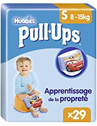 Huggies Pull-Ups, Talla 4 niño, 29 pañales