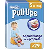 Huggies Pull-Ups 29 Couches Culottes d'apprentissage Garçons taille 4/S