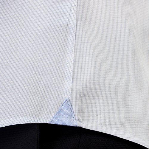 Royal Polo Hemden Blau Kariert