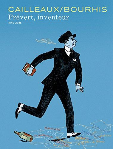 Prévert, inventeur - tome 1 - Prévert, inventeur (édition spéciale)