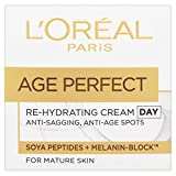 L'Oréal Paris Dermo-Expertise Age Perfect Rehydrating Day Cream Mature Skin (50ml)