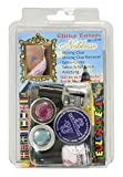 Eulenspiegel Glitzertattoos - Glitzer Tattoo Set Noblesse