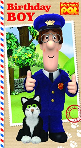 Image of Postman Pat Official Birthday Card