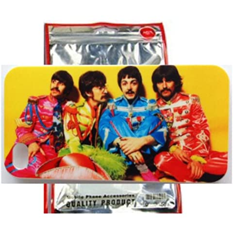 The Beatles Sergeant Pepper-cover posteriore rigida per iPhone 5, in