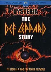 Hysteria: Def Leppard Story [DVD] [Region 1] [US Import] [NTSC]