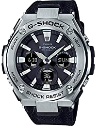 Casio G-Shock Analog-Digital Black Dial Men's Watch-GST-S130C-1ADR (G859) at amazon