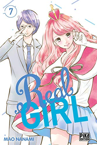Real Girl Edition simple Tome 7