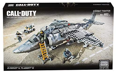 Preisvergleich Produktbild Mattel Mega Bloks CNG86 - Call Of Duty - Strike Fighter